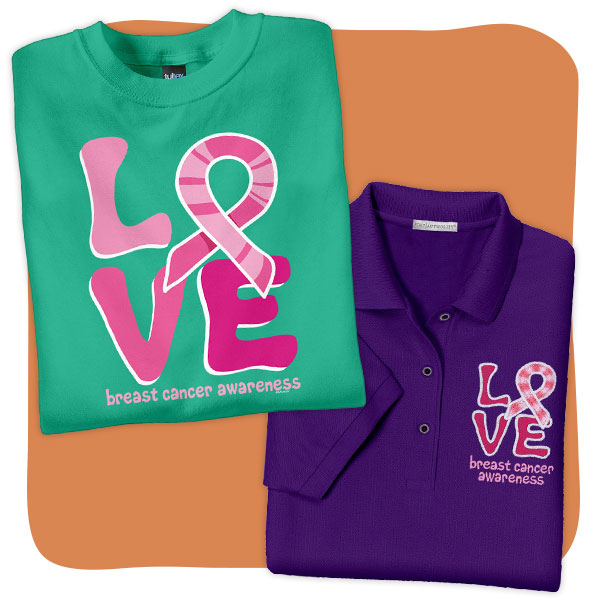 Better Life Breast Cancer Awareness T-Shirts