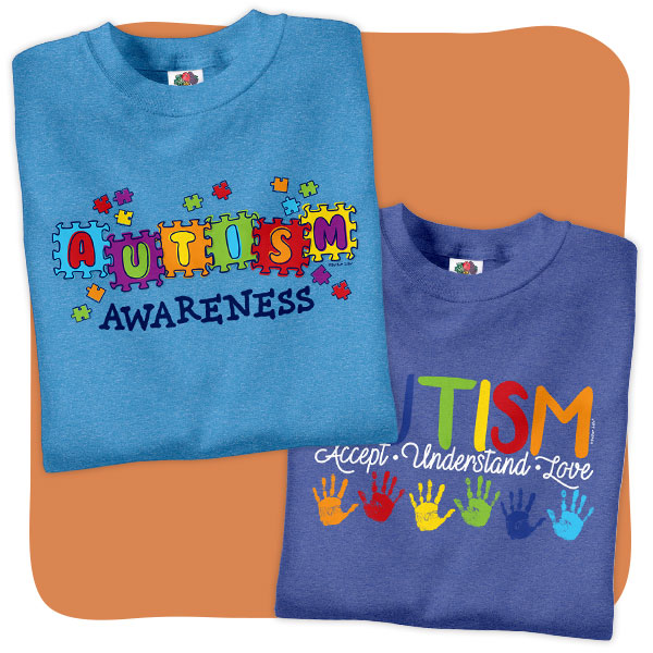 Autism Awareness Month T-Shirts