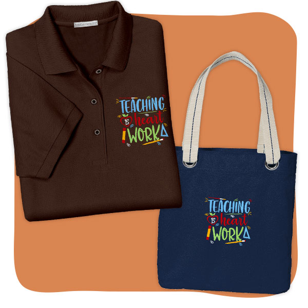 Teacher Shirts and Tote Bags